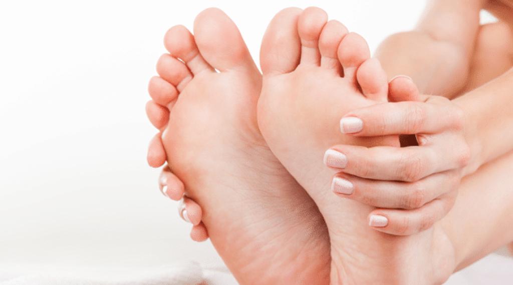 rapie pieds utilisation