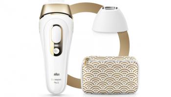 Braun Silk-Expert 5, avis et test : Le meilleur épilateur à lumière pulsée ?