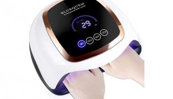 SINZONeu Lampe UV Sèche Ongles : Une machine vernis semi permanent pas chère et complète !